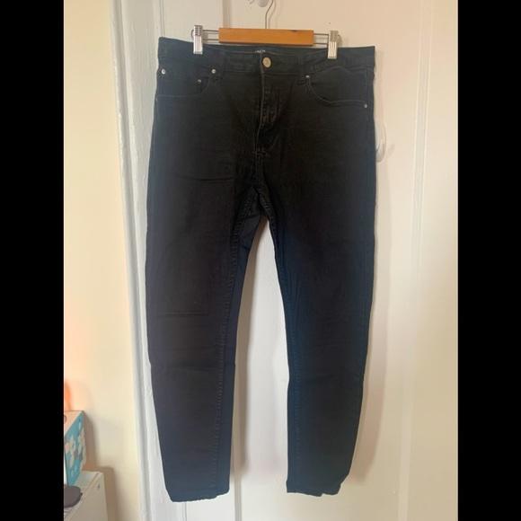 Zara high waist skinny jeans